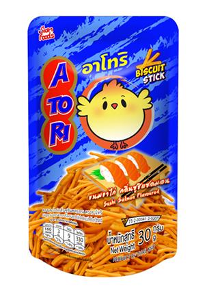 Atori Sushi Salmon