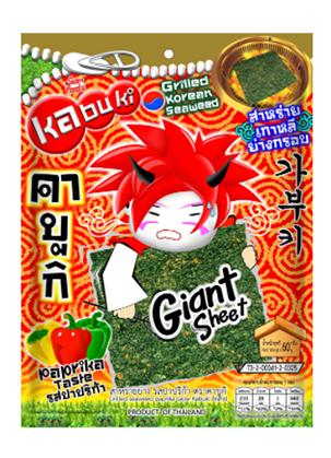Kabuki Giant Sheet
